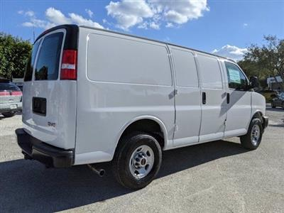 2020 GMC Savana 2500 4x2, Upfitted Cargo Van #T20478 - photo 3