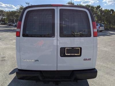 2020 GMC Savana 2500 RWD, Empty Cargo Van #T20478 - photo 3