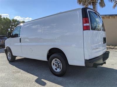 2020 GMC Savana 2500 RWD, Empty Cargo Van #T20478 - photo 6