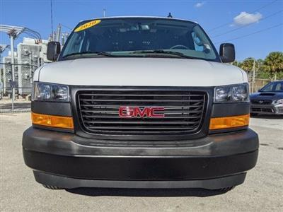 2020 GMC Savana 2500 4x2, Upfitted Cargo Van #T20478 - photo 8