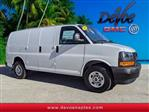 2020 GMC Savana 2500 4x2, Upfitted Cargo Van #T20478 - photo 1