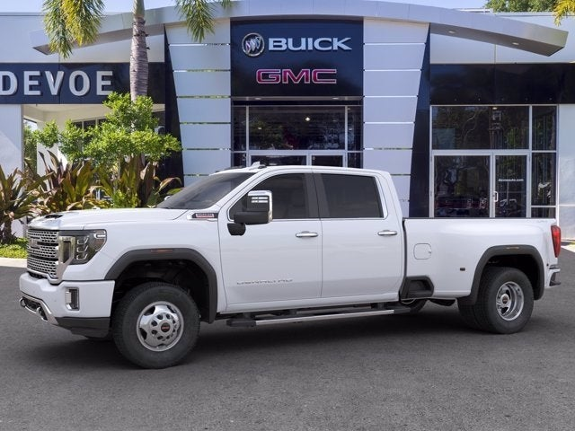 2020 GMC Sierra 3500 Crew Cab 4x4, Pickup #T20485 - photo 3