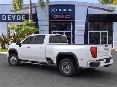 2020 GMC Sierra 3500 Crew Cab 4x4, Pickup #T20485 - photo 4