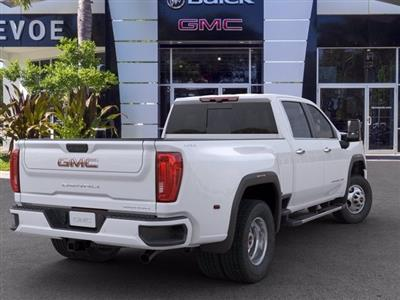 2020 GMC Sierra 3500 Crew Cab 4x4, Pickup #T20485 - photo 2