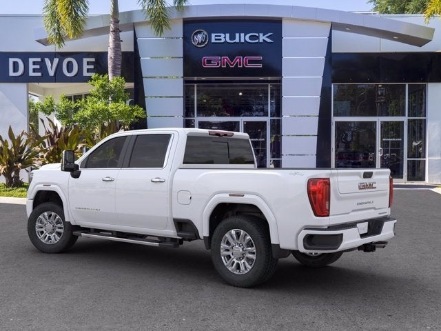 2020 GMC Sierra 2500 Crew Cab 4x4, Pickup #T20486 - photo 4