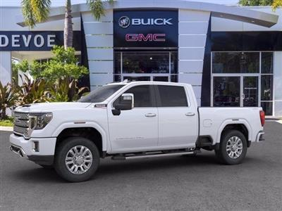 2020 GMC Sierra 2500 Crew Cab 4x4, Pickup #T20486 - photo 3