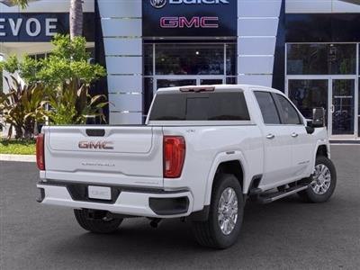 2020 GMC Sierra 2500 Crew Cab 4x4, Pickup #T20486 - photo 2