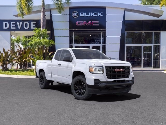 2021 GMC Canyon Extended Cab RWD, Pickup #T21016 - photo 1