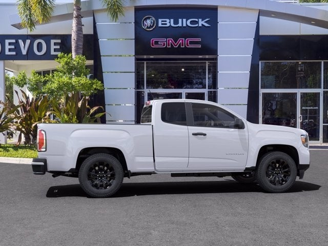 2021 GMC Canyon Extended Cab RWD, Pickup #T21016 - photo 5