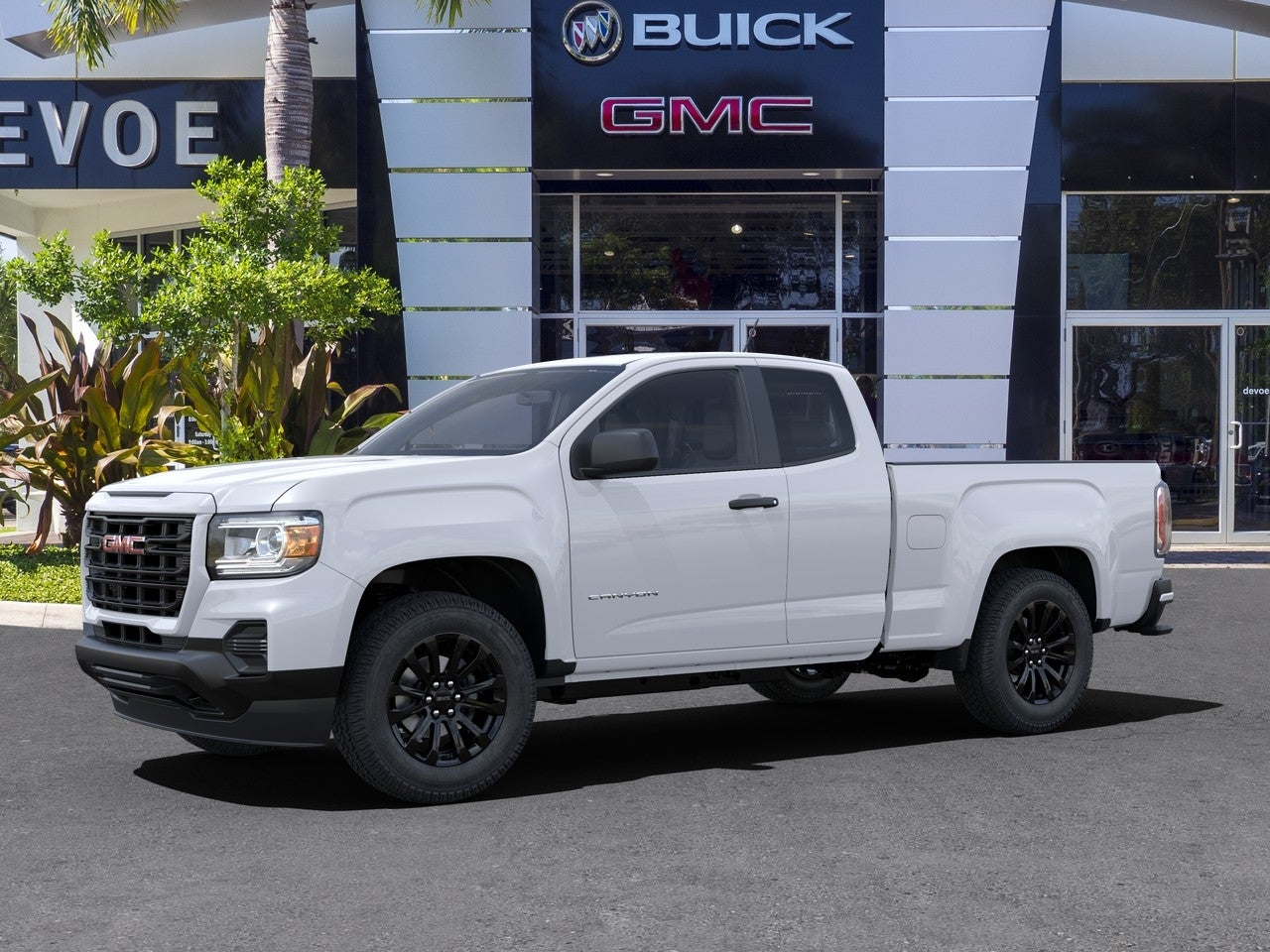 2021 GMC Canyon Extended Cab RWD, Pickup #T21016 - photo 24