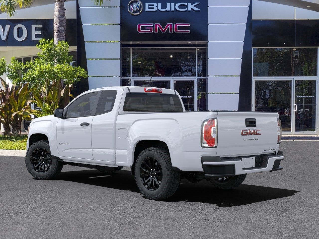 2021 GMC Canyon Extended Cab RWD, Pickup #T21016 - photo 25