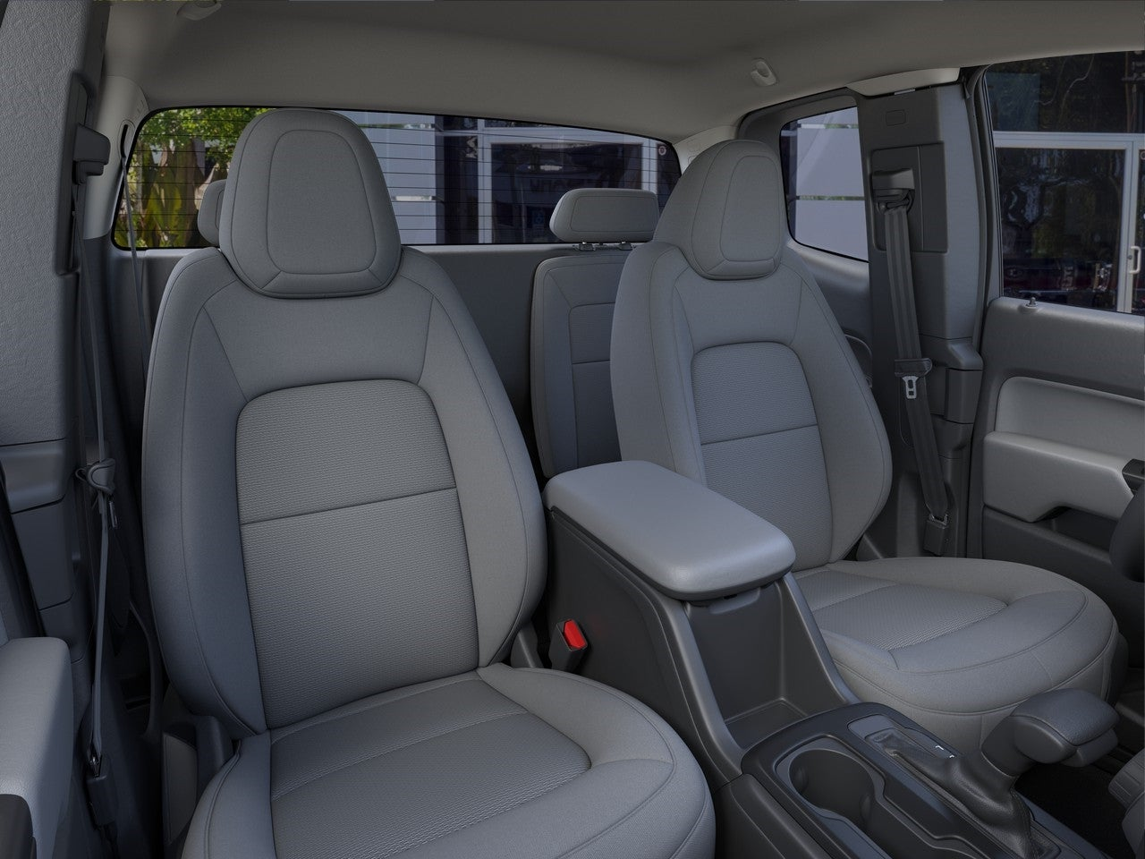 2021 GMC Canyon Extended Cab RWD, Pickup #T21016 - photo 33