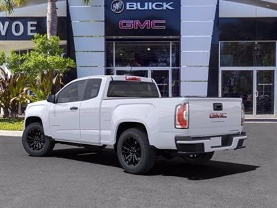 2021 GMC Canyon Extended Cab RWD, Pickup #T21016 - photo 4
