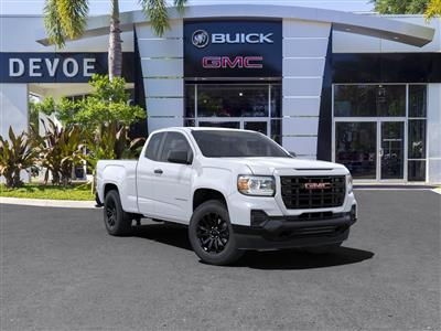 2021 GMC Canyon Extended Cab RWD, Pickup #T21016 - photo 21