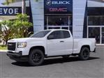 2021 GMC Canyon Extended Cab RWD, Pickup #T21016 - photo 3