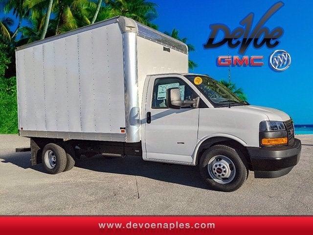 2020 GMC Savana 3500 4x2, Knapheide Cutaway Van #T20504 - photo 1