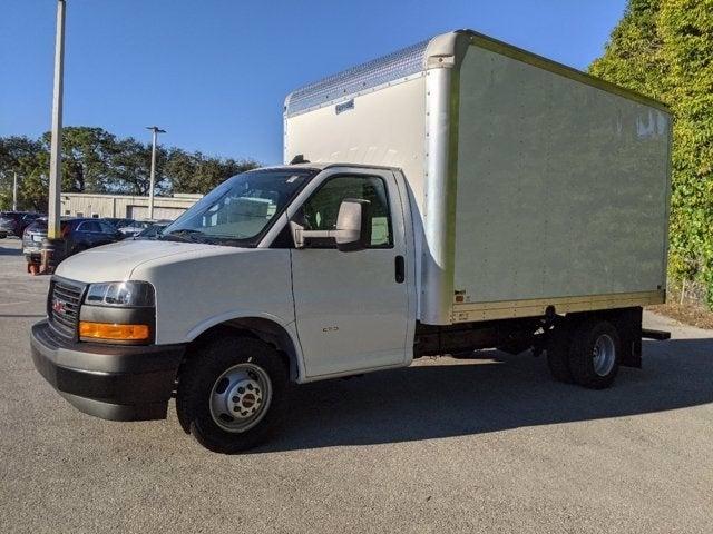 2020 GMC Savana 3500 4x2, Knapheide Cutaway Van #T20504 - photo 13