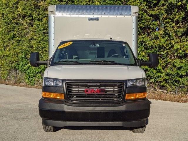 2020 GMC Savana 3500 4x2, Knapheide Cutaway Van #T20504 - photo 15