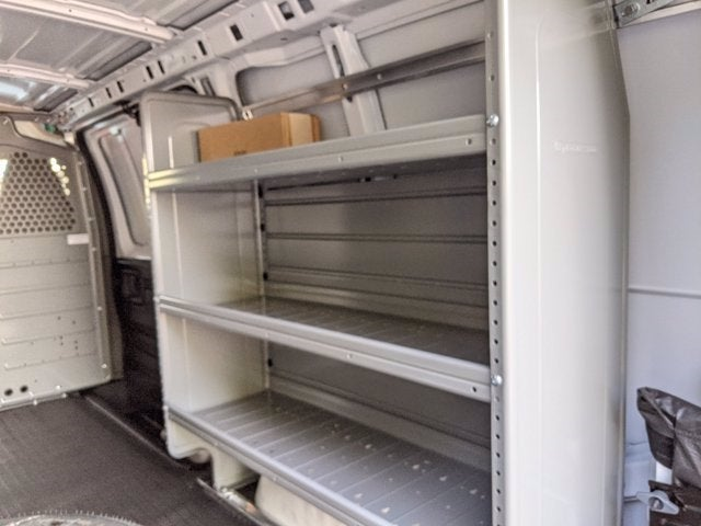 2021 GMC Savana 2500 4x2, Upfitted Cargo Van #T21082 - photo 13
