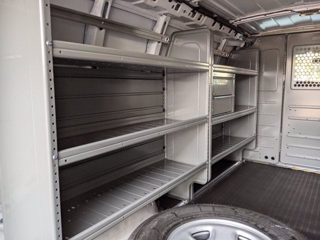 2021 GMC Savana 2500 4x2, Upfitted Cargo Van #T21082 - photo 14