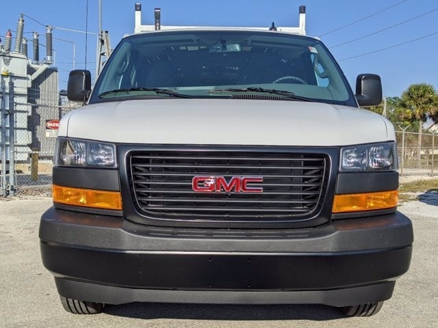 2021 GMC Savana 2500 4x2, Upfitted Cargo Van #T21082 - photo 6