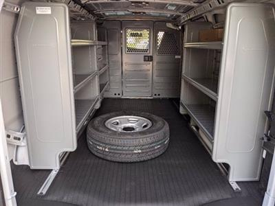 2021 GMC Savana 2500 4x2, Upfitted Cargo Van #T21082 - photo 2