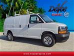 2021 GMC Savana 2500 4x2, Upfitted Cargo Van #T21082 - photo 1
