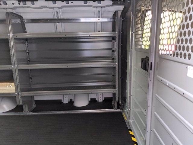 2021 GMC Savana 2500 4x2, Adrian Steel Upfitted Cargo Van #T21083 - photo 3