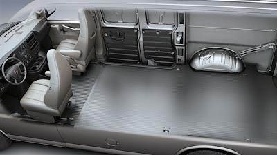 2021 GMC Savana 2500 4x2, Adrian Steel Upfitted Cargo Van #T21083 - photo 24