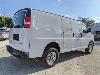 2021 GMC Savana 2500 4x2, Adrian Steel Upfitted Cargo Van #T21083 - photo 4