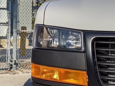 2021 GMC Savana 2500 4x2, Adrian Steel Upfitted Cargo Van #T21083 - photo 10