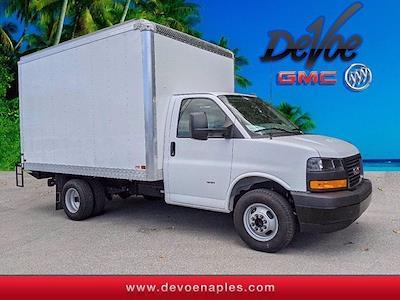 2021 GMC Savana 3500 4x2, Cutaway Van #T21089 - photo 1