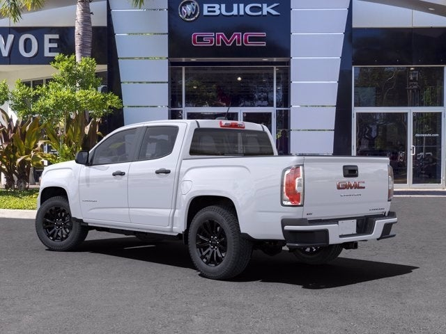 2021 GMC Canyon Crew Cab 4x2, Pickup #T21122 - photo 4