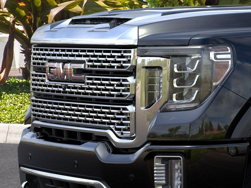 2021 GMC Sierra 2500 Crew Cab 4x4, Pickup #T21126 - photo 10