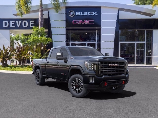 2021 GMC Sierra 2500 Crew Cab 4x4, Pickup #T21131 - photo 1