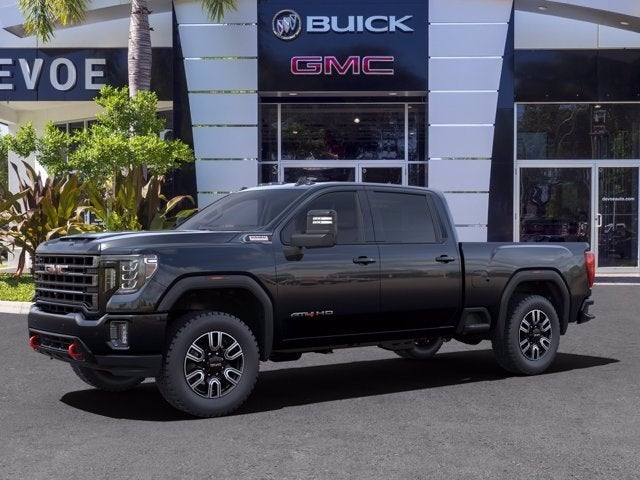 2021 GMC Sierra 2500 Crew Cab 4x4, Pickup #T21131 - photo 4