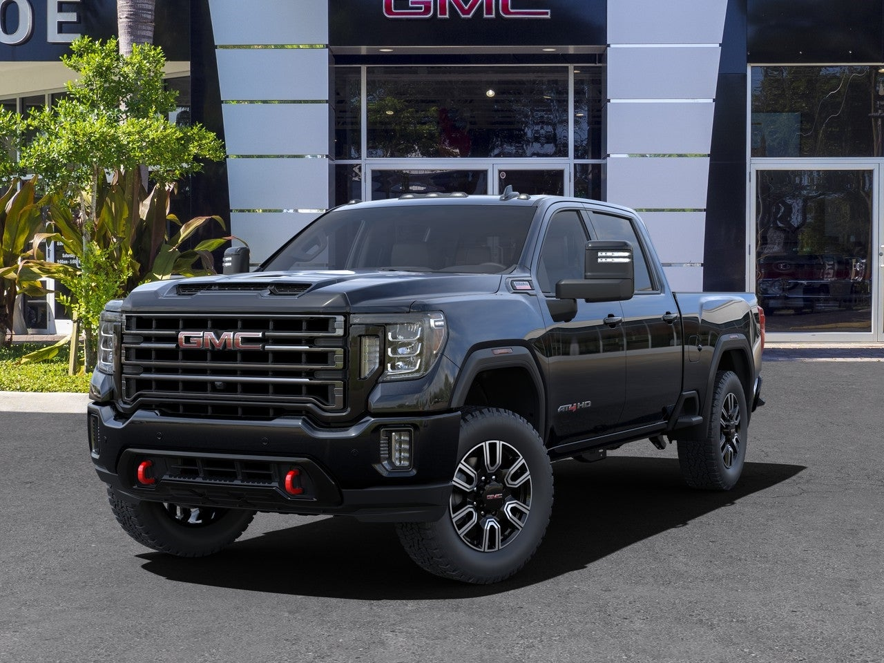 2021 GMC Sierra 2500 Crew Cab 4x4, Pickup #T21131 - photo 23