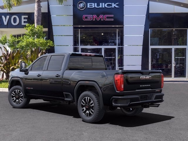 2021 GMC Sierra 2500 Crew Cab 4x4, Pickup #T21131 - photo 6