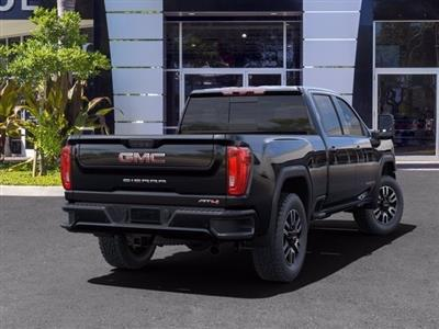2021 GMC Sierra 2500 Crew Cab 4x4, Pickup #T21131 - photo 2