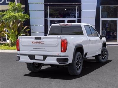 2021 GMC Sierra 2500 Crew Cab 4x4, Pickup #T21132 - photo 2