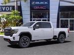 2021 GMC Sierra 2500 Crew Cab 4x4, Pickup #T21132 - photo 4