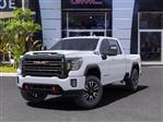 2021 GMC Sierra 2500 Crew Cab 4x4, Pickup #T21132 - photo 11