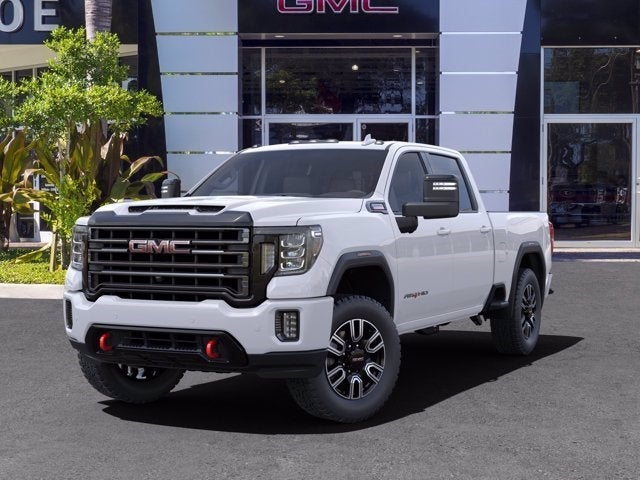 2021 GMC Sierra 2500 Crew Cab 4x4, Pickup #T21134 - photo 3