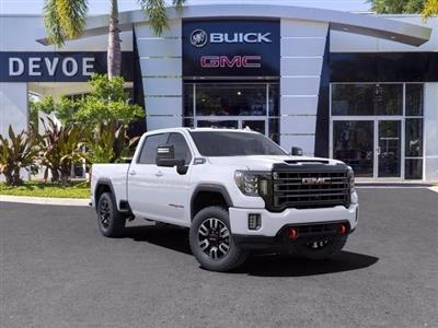 2021 GMC Sierra 2500 Crew Cab 4x4, Pickup #T21134 - photo 1