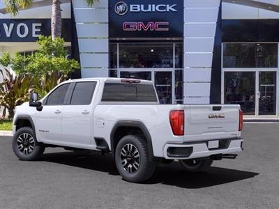 2021 GMC Sierra 2500 Crew Cab 4x4, Pickup #T21134 - photo 7