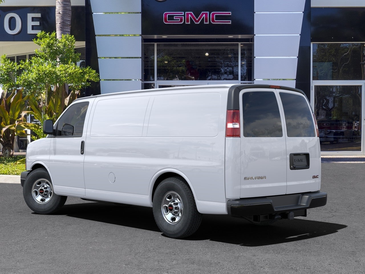 2021 GMC Savana 2500 4x2, Empty Cargo Van #T21137 - photo 39