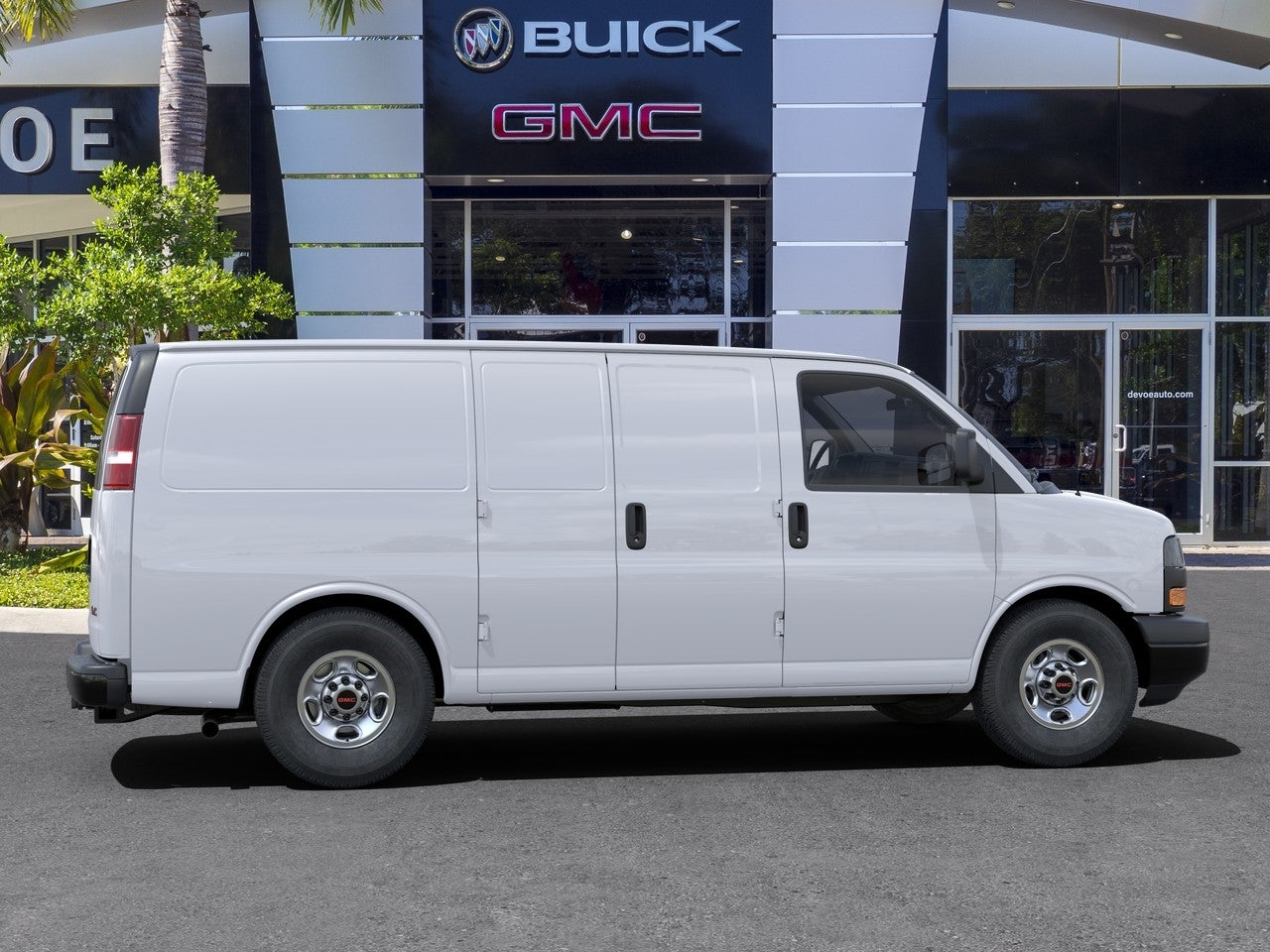 2021 GMC Savana 2500 4x2, Empty Cargo Van #T21137 - photo 21