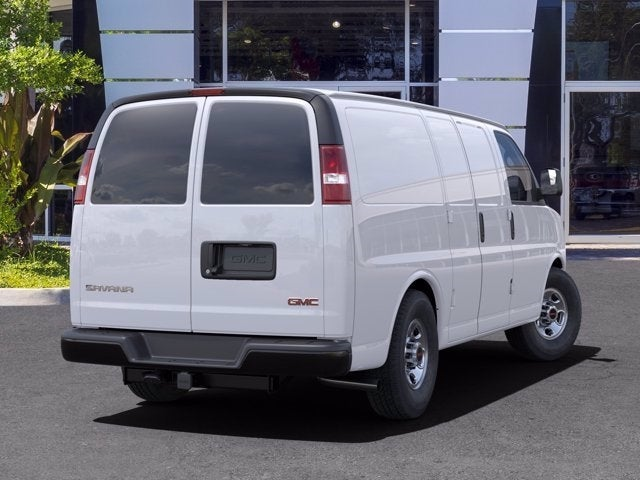 2021 GMC Savana 2500 4x2, Empty Cargo Van #T21137 - photo 1