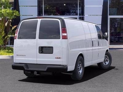 2021 GMC Savana 2500 4x2, Empty Cargo Van #T21137 - photo 2