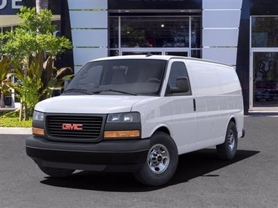2021 GMC Savana 2500 4x2, Empty Cargo Van #T21137 - photo 11